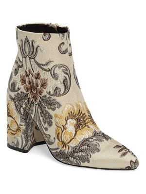 Shellys London emmy brocade bootie