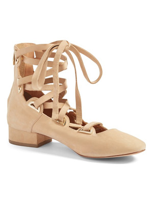 SIGERSON MORRISON Hea Lace-Up Pump
