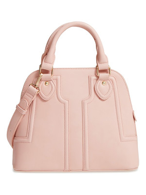SOLE SOCIETY Dome Satchel