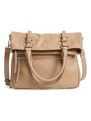 SOLE SOCIETY Charlie Foldover Tote
