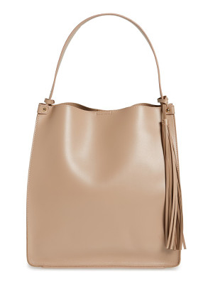 SOLE SOCIETY Karlie Faux Leather Bucket Bag