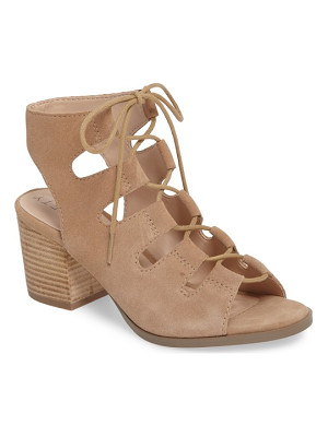 SOLE SOCIETY Rae Block Heel Sandal