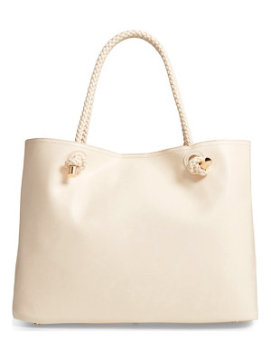 SOLE SOCIETY Shaynelee Faux Leather Tote