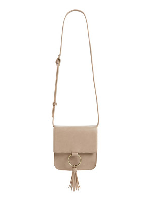 SOLE SOCIETY Square Crossbody Bag