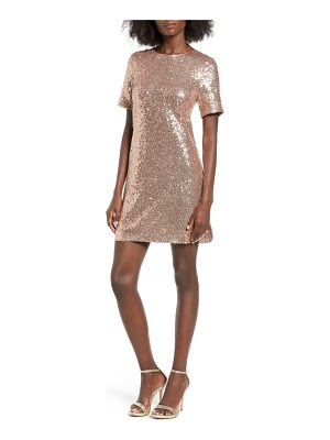 SOPRANO Sequin T-Shirt Dress