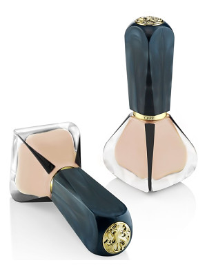 Oribe space. nk. apothecary  lacquer high shine nail polish