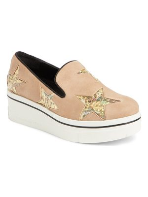 STELLA MCCARTNEY Binx Star Loafer