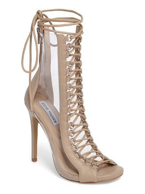 Steve Madden flash lace-up bootie