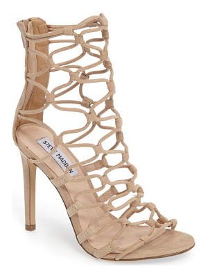 Steve Madden mayfair latticework tall sandal