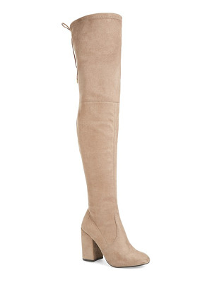 STEVE MADDEN Norri Over The Knee Boot