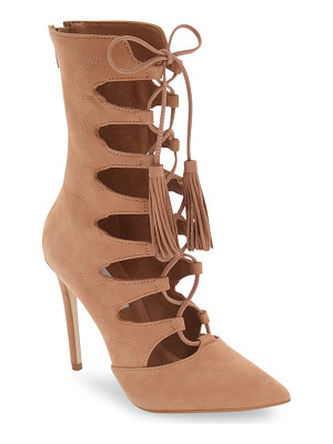 Steve Madden 'piper' lace-up bootie