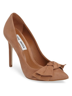 STEVE MADDEN Token Pointy Toe Pump
