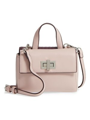 STREET LEVEL Two-Sided Mini Crossbody Bag