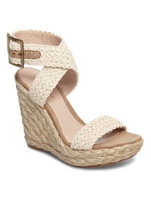 STUART WEITZMAN Adventure Wedge Sandal