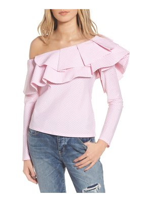 STYLEKEEPERS Think Fashion One-Shoulder Top