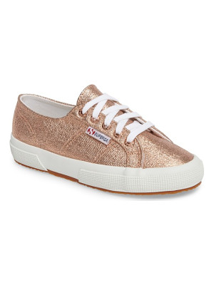 SUPERGA 2750 Metallic Sneaker