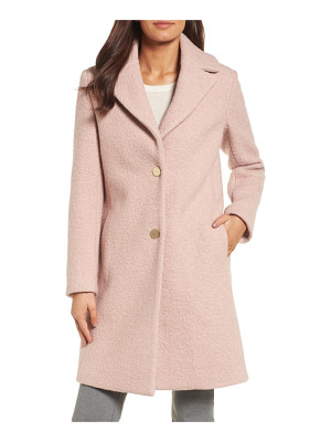 T Tahari 'tessa' boiled wool blend coat