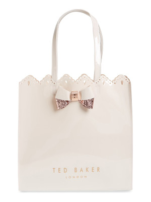 Ted Baker London belacon large icon tote