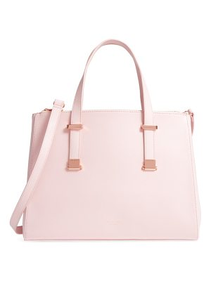 TED BAKER Large Alunaa Convertible Leather Tote
