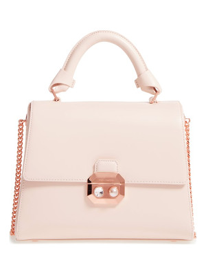 TED BAKER LONDON Leather Satchel