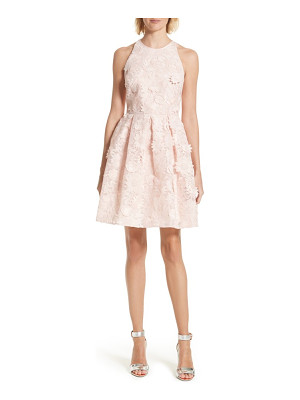 TED BAKER LONDON Sweetee Lace Skater Dress