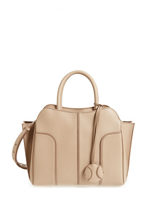 TOD'S Small Sella Leather Satchel
