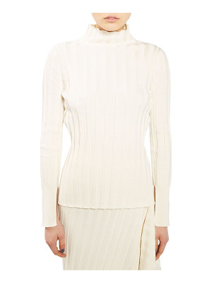 TOPSHOP Boutique funnel neck sweater