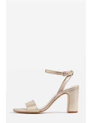TOPSHOP Bride Bette Ankle Strap Sandals