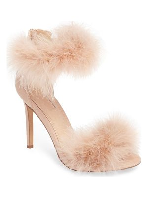 TOPSHOP Feather Strap Sandal