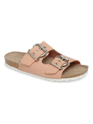 TOPSHOP Finch Buckle Slide