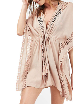TOPSHOP Geo Trim Cover-Up Caftan