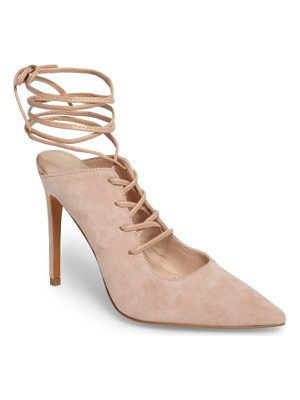 TOPSHOP Giggle Ghillie Pump