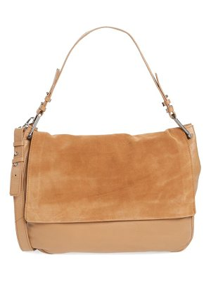 TOPSHOP Leather Hobo