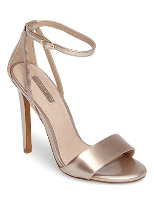 TOPSHOP Raphael New Genuine Calf Hair Sandal