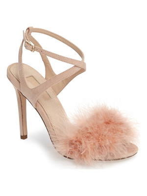 TOPSHOP Reine Feathered Sandal