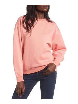 TOPSHOP Sloppy Sweatshirt