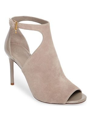 TORY BURCH Ashton Open Toe Bootie