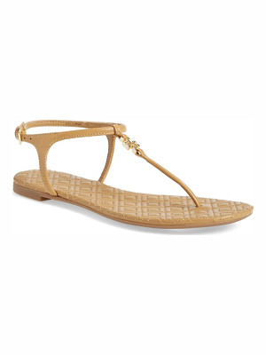 TORY BURCH 'Marion' Quilted Sandal