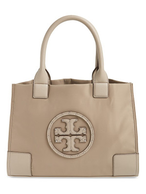 TORY BURCH Mini Ella Studded Nylon Tote