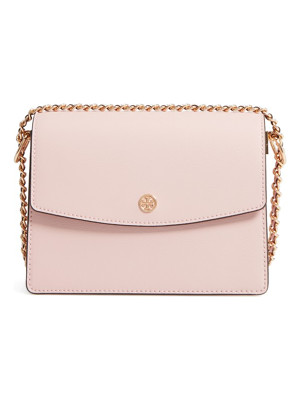 TORY BURCH Parker Leather Shoulder/Crossbody Bag