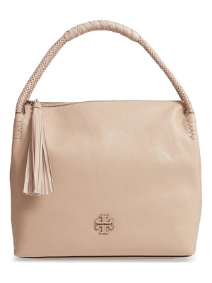 TORY BURCH Taylor Leather Hobo Bag