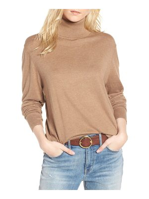 TREASURE & BOND Boyfriend Turtleneck Sweater