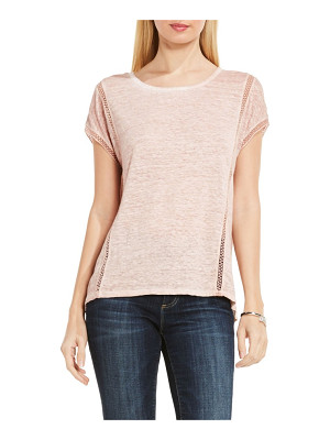 TWO BY VINCE CAMUTO Linen Tee