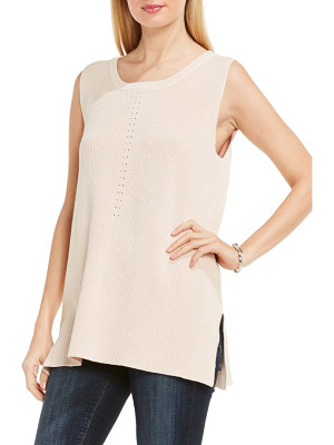 Two by Vince Camuto rib knit tunic