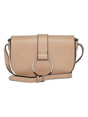 Urban Originals lola vegan leather crossbody saddle bag