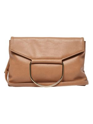 URBAN ORIGINALS On Your Radar Vegan Leather Foldover Bag