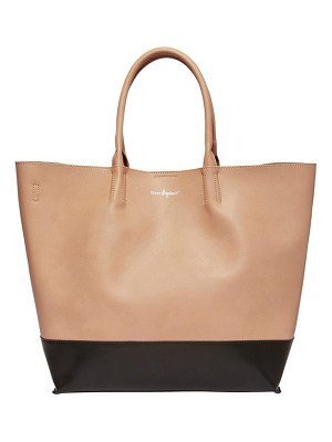 URBAN ORIGINALS Revenge Colorblock Vegan Leather Tote