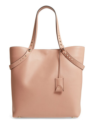 VALENTINO Rockstud Leather Tote
