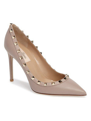 VALENTINO Rockstud Pointed Pump