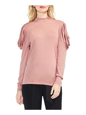 VINCE CAMUTO Drape Shoulder Sweater